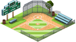 mun baseball SE CityVille Community Buildings Guide