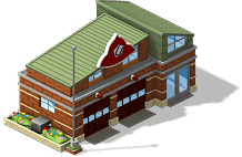 mun fire SE CityVille Community Buildings Guide