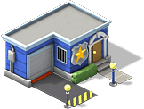 mun police SE CityVille Community Buildings Guide