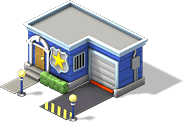 mun police SW CityVille Community Buildings Guide